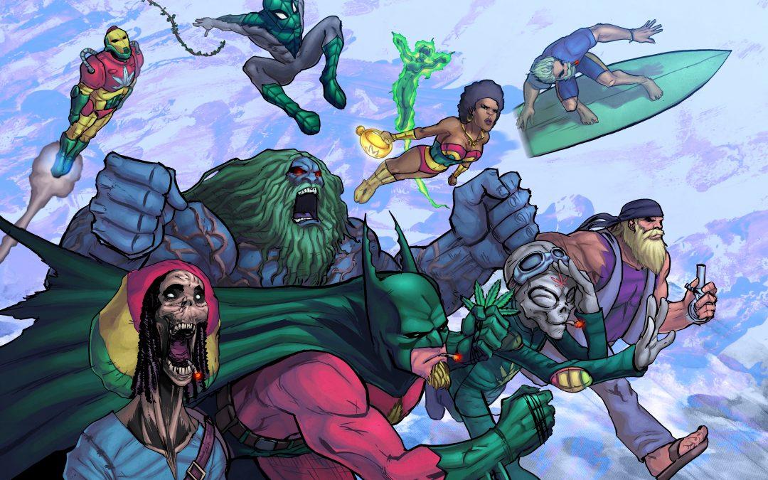 Autores de Hero Seeds Comics